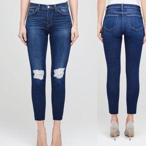L'agence El Matador French Slim Jean 25 C8